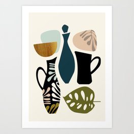 Kitchen ware Art Print