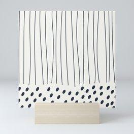 Coit Pattern 77 Mini Art Print