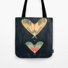 Moth Wings I Tote Bag