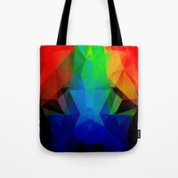 frog Tote Bags featuring FROG by ED design for fun