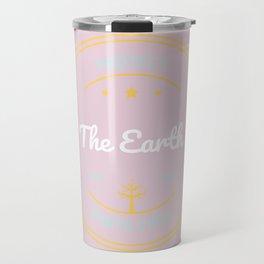 Protect the earth(3) Travel Mug