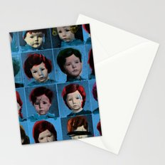 Angry Wardolls Stationery Cards