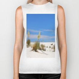 Soap Yucca At White Sand Biker Tank