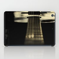 guitar iPad Cases featuring guitar by Ingrid Beddoes