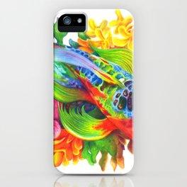 Rainbow Koi iPhone Case