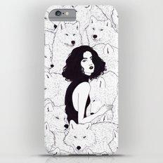 Wolf Pack iPhone 6 Plus Slim Case