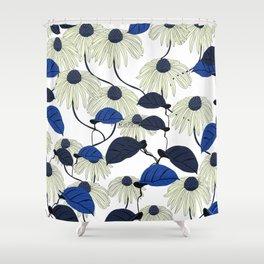 Flowers 2 Shower Curtain