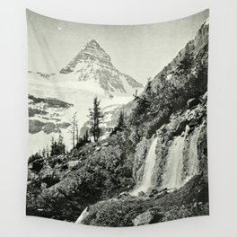 Mount Assiniboine Wall Tapestry