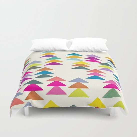 Lost in a Forest Duvet Cover