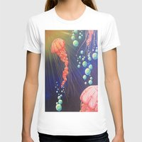 jelly fish T-shirts featuring Jelly Fish by Little Mama