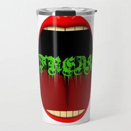 Freak Travel Mug