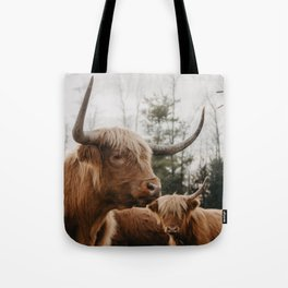 Don't Mess With Us Tote Bag
