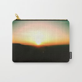 Sunset Carry-All Pouch