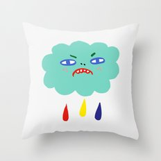 The Sky is Not Falling Today Throw Pillow