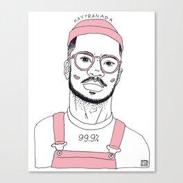 KAY Canvas Print