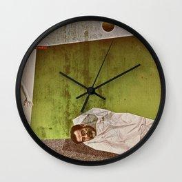 Sad Sack Wall Clock
