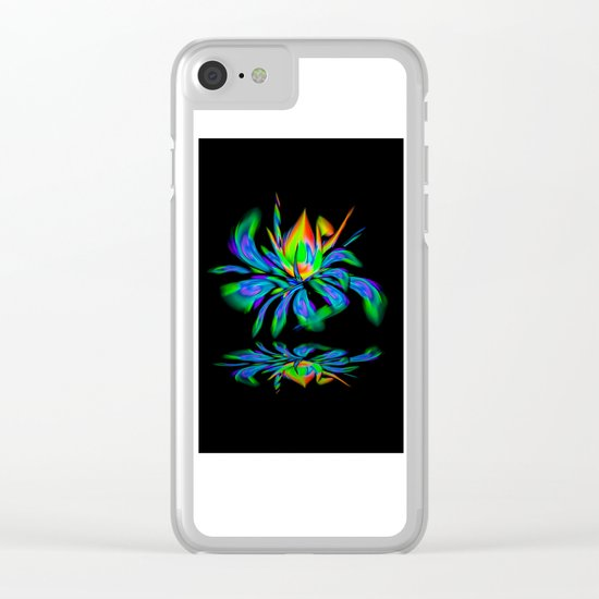 Fertile imagination 19 Clear iPhone Case