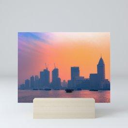 Shanghai Vice Mini Art Print