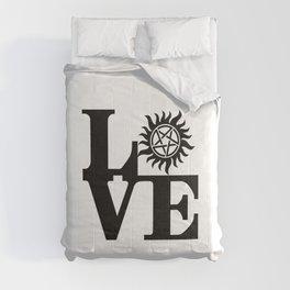 Supernatural Love Comforters