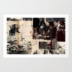 Das Hier, 20 Art Print