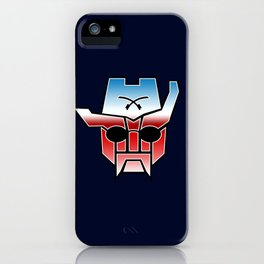 Rough Rider in Disguise iPhone Case