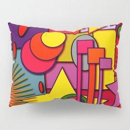 Colors Three Pillow Sham