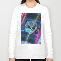 concert Long Sleeve T-shirts featuring Concert Pitch by Mike Malbrough