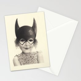 The Batgirl Stationery Cards