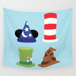 Magic in a Hat Wall Tapestry