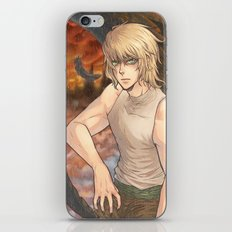 Adriel iPhone Skin