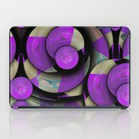 cycling iPad Cases featuring Cool Cycling Circles by thea walstra
