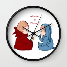 Costum work . Ask me to make one for you! Wall Clock
