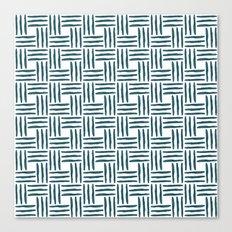 Wasserweave Canvas Print