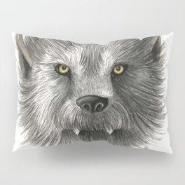 Werewolf beast Pillow Sham