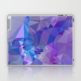 Abstract mosaic pattern Laptop & iPad Skin
