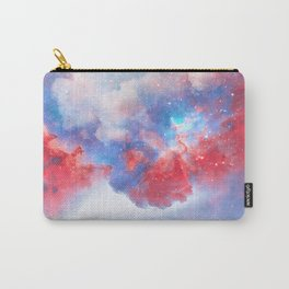 Stay with me between the Clouds and your Dreams Carry-All Pouch