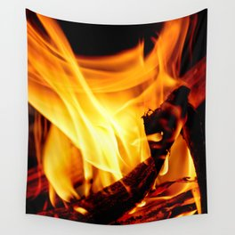 Willing to Burn Wall Tapestry