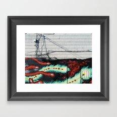 Wired Framed Art Print