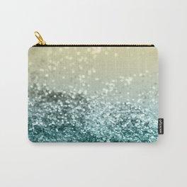 Lemon Twist Beach Glitter #2 #shiny #decor #art #society6 Carry-All Pouch