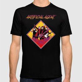 Artificial Agent Rock Shirt T-shirt