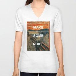 Make Some Scream Unisex V-Neck