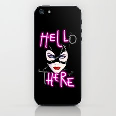 Hell Here! Catwoman iPhone & iPod Skin