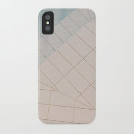 Swimming Pool II iPhone Case