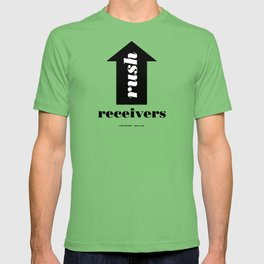 Pickleball Receivers Rush T-shirt