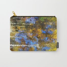Abstract Trees Carry-All Pouch