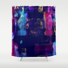 Cosmos Redshift 7 Shower Curtain