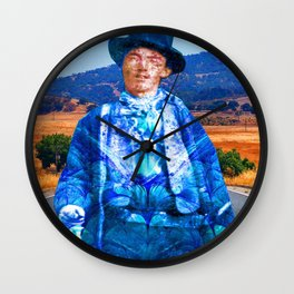 Billy the Kid Wall Clock