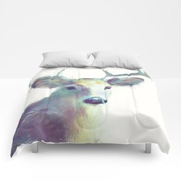 Whitetail No. 2 Comforters