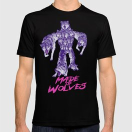 Made Of Wolves T-shirt