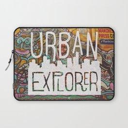 URBAN EXPLORER Laptop Sleeve